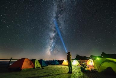 赏最美星空丨冰川遗址之 冰山梁 摄影 扎营 看日出(2日行程)