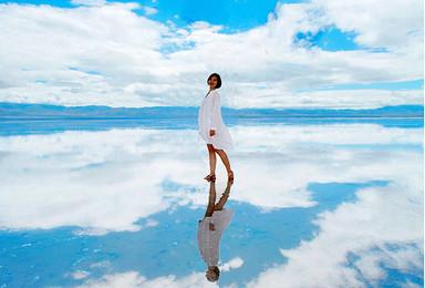 青海湖茶卡盐湖2日摄影游 骑行 徒步 沙漠 草原 祈福 篝火(2日行程)