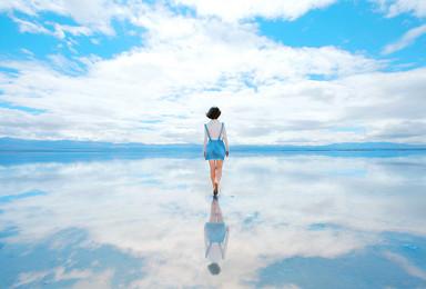 青海湖 茶卡盐湖 若尔盖大草原 看天空之境 游花湖草原之旅(7日行程)