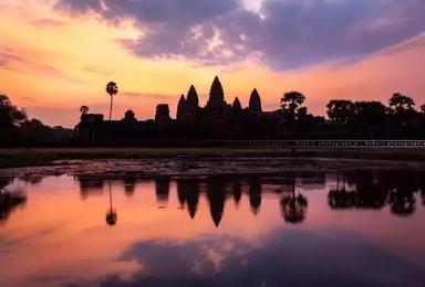 柬埔寨 邂逅古老暹粒 感受吴哥印象 2018年下半年线路排期(5日行程)