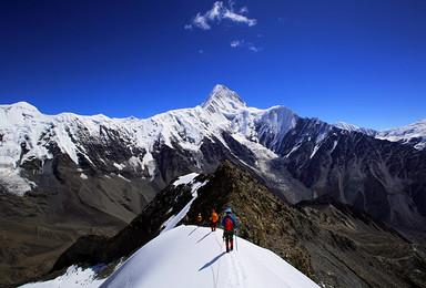 技术型攀登 入门级 那玛峰攀登计划(7日行程)
