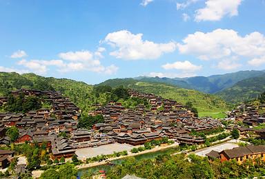 贵州 黔东南与黄果树瀑布 人文山水体验(7日行程)