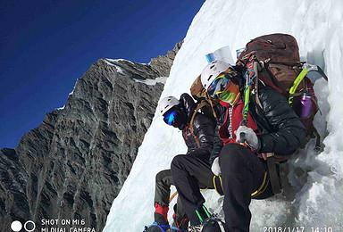 2019 未登峰 金银山 6410米首登安排(9日行程)