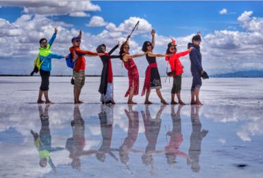 8月中上旬  遇见青海和甘南两大藏区(8日行程)
