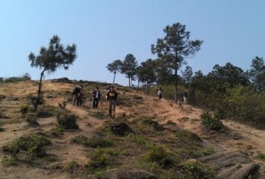新驴毕业线路 穿越小七尖  灵树线徒步活动(1日行程)