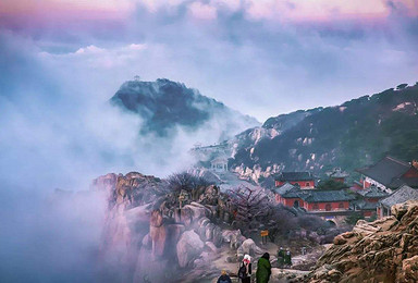 登顶泰山 爬十八盘看日出 望尽齐鲁大地绝美风景(2日行程)
