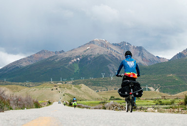 川藏骑行 川藏南线自驾全程保障一费到底家庭团随时出行骑行证书(10日行程)