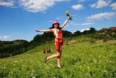 百花山 登山 摄影 呼吸新鲜空气 赏百花齐放(1日行程)
