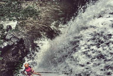 峡谷溪降 夏天正确玩水 避暑游玩方式(1日行程)