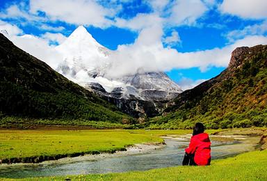 穿越滇藏川大香格里拉环线 梅里雪山 雨崩村 巴塘 稻城亚丁(10日行程)
