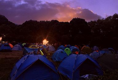 太平沟两天一夜露营之旅 满足你对短途旅行的所有期待(2日行程)