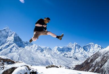 尼泊尔 卢卡拉 珠峰大本营EBC徒步(12日行程)