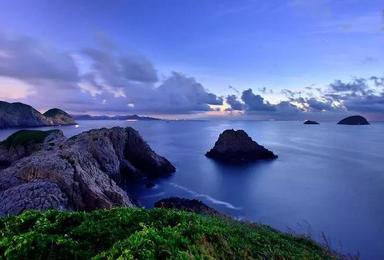 香港果洲群岛露营潜水(2日行程)