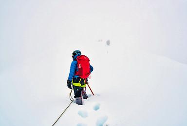 那玛峰攀登 入门级技术型雪山初体验(7日行程)