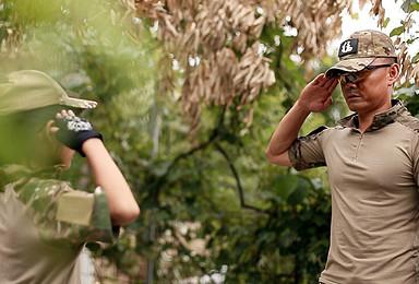 天津青少年特种兵野外生存情景模拟夏令营(2日行程)
