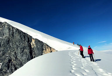 哈巴雪山攀登 入门级雪山初体验(4日行程)
