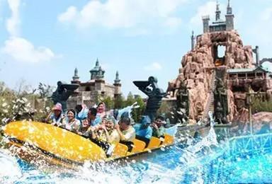 周末 方特游乐园 一价全含 游乐园通票 让我们一起天津欢乐(1日行程)