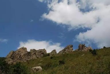 周末休闲 灵山 登顶灵山   征服北京最高峰(1日行程)