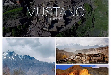 廓尔喀高山探险 尼泊尔圣域木斯塘徒步 全网最低 15日(15日行程)