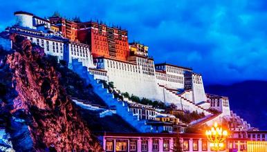 畅游川藏线 新都桥 然乌湖 林芝 拉萨 西藏深度游(7日行程)
