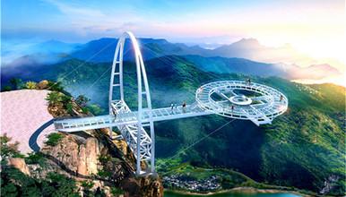 周末出发 石林峡 挑战UFO高空玻璃观景台 体验心跳(1日行程)