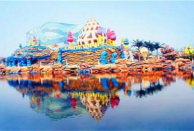 天津方特欢乐世界 一起去童话世界寻找欢乐 惊险刺激的急速幻影(1日行程)