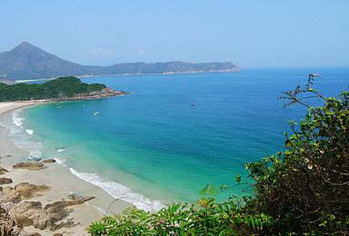 远足径 香港麦理浩径二段精华段穿越(1日行程)