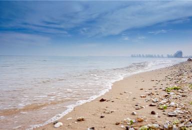 原生态海滩 欢聚东戴河 漫步海滩 温馨渔家住宿 吃海鲜大餐(2日行程)