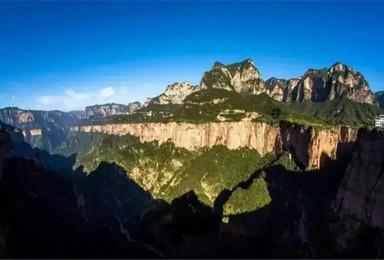 中秋 郭亮挂壁公路 十步一景云台山(3日行程)