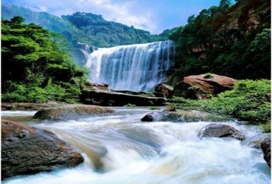 8 18贵州避暑 大品牌带你玩转赤水    自驾2日(2日行程)