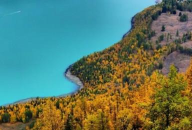 醉美新疆 在九月的秋色中等你看尽世间最美的颜色(7日行程)