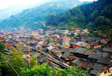 飞着玩 贵州旅行正确打开方式  黔西南 黔东南 九日旅行(9日行程)