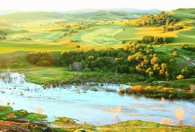 越野车穿越 乌兰布统 影视基地 百草敖包将军泡子 公主湖(3日行程)