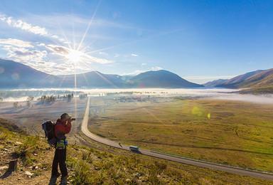 北疆喀纳斯深度小环线 小黑湖徒步体验 中国十大徒步线路(7日行程)