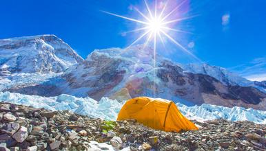 尼泊尔 珠穆朗玛峰南坡大本营EBC 世界顶级徒步圆梦之旅(14日行程)