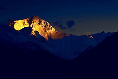 珠峰大本营 羊卓雍措 普姆雍措 卡若拉冰川 纳木错5日环线(5日行程)