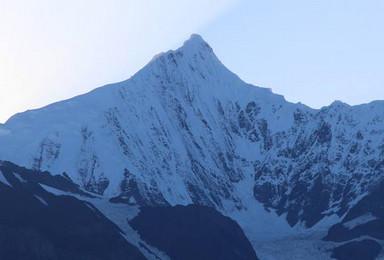 行走云端 勇攀高峰 挑战5396 哈巴雪山攀登摄影之旅(5日行程)