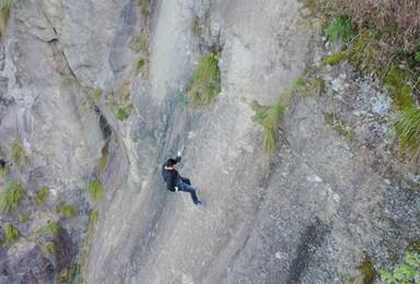 国庆 探索人类未发现的秘密  纪龙山探洞崖降 体验速度与激情(2日行程)