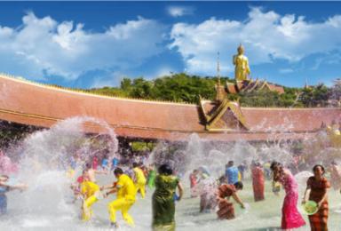 国庆自驾 梦一样的雨林 水一样的姑娘    西双版纳7日(7日行程)