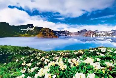 国庆独家黄金线路 长白山天池 望天鹅 红叶谷风景区6日休闲游(6日行程)