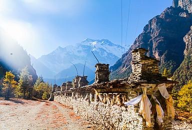 ACT 尼泊尔 喜马拉雅 安纳普尔纳大环 世界十大徒步路线(14日行程)