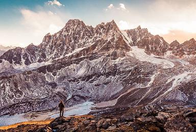 尼泊尔EBC Gokyo湖徒步 高品质 1对1协作 国内中文领队(16日行程)