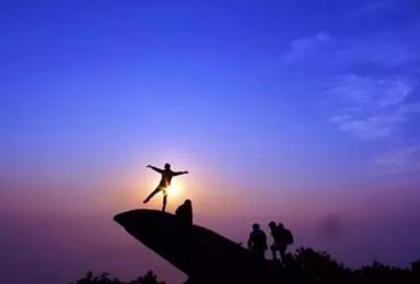 国庆2日 夜爬泰山 登泰山 观日出 游大明湖 趵突泉(2日行程)