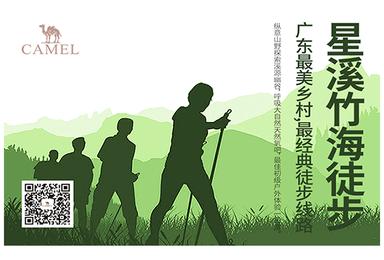 骆驼Camel Club会员星溪竹海徒步活动招募(1日行程)