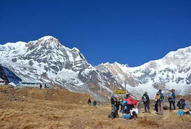 众神的国度 尼泊尔灵魂之旅ABC徒步活动(15日行程)
