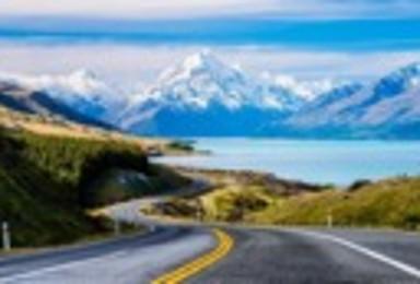 新西兰极致风光自驾 摄影之旅(8日行程)