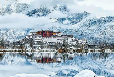 金秋西藏 拉萨 林芝 山南环线 日喀则 纳木错 环线行摄之旅(11日行程)