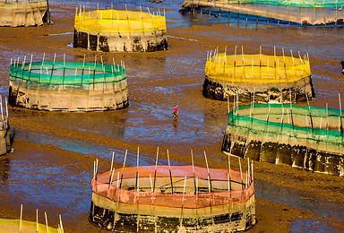 2018年霞浦秋季紫菜收割和滩涂风光摄影创作采风(5日行程)