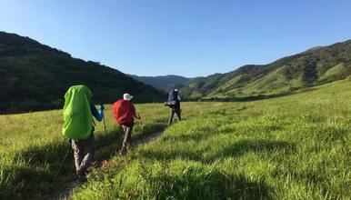 踏足十非 湖南K2 韭菜岭穿越(3日行程)