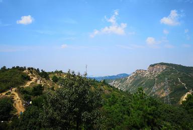 小虐线 苏州徒步经典线路 穿越灵树线 初级驴友毕业线(1日行程)